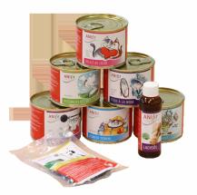Anifit Katzenfutter Schnupperpaket Plus
